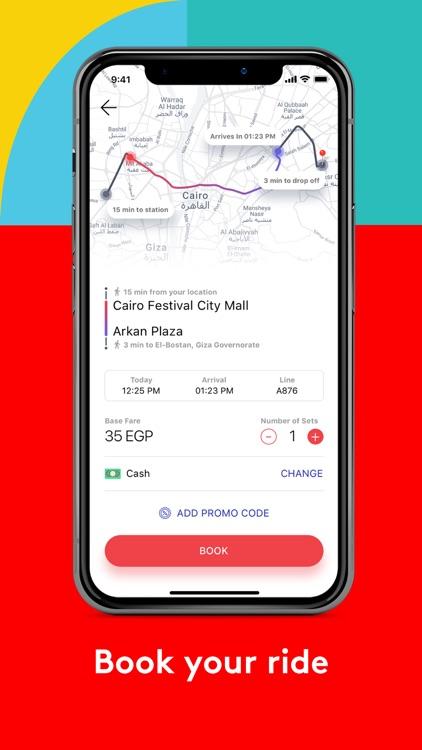 Swvl - Bus Booking App screenshot-3