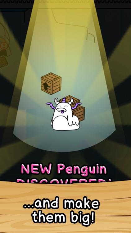 Penguin Merge Evolution