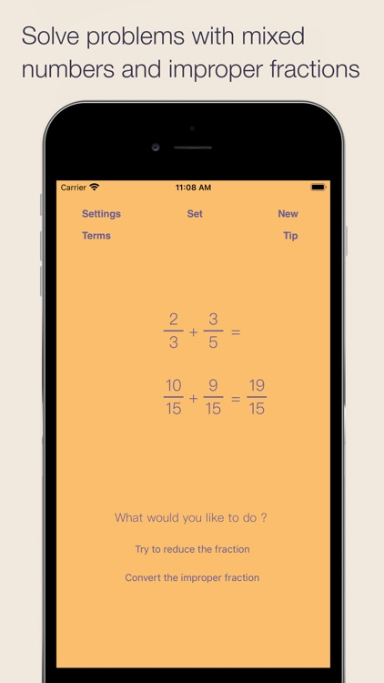 Fraction Math screenshot-4