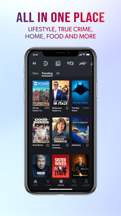 Download discovery+ | Stream TV Shows for Android