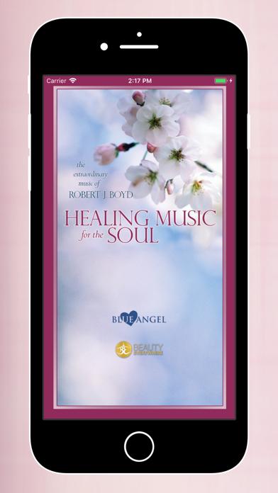 Healing Music for the Soul screenshot 1