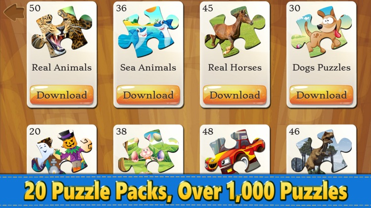 Cars Puzzle Games for Kids screenshot-4