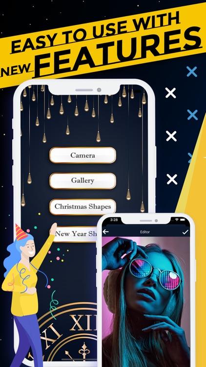 Happy New Year Frames 2021 screenshot-4