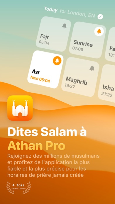 Athan Pro