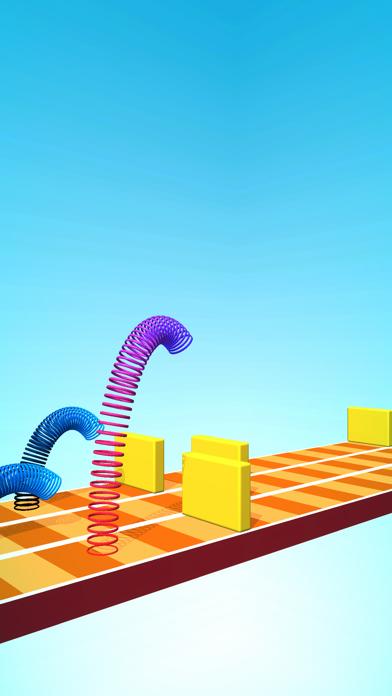 Spring Sprint 3D screenshot 1