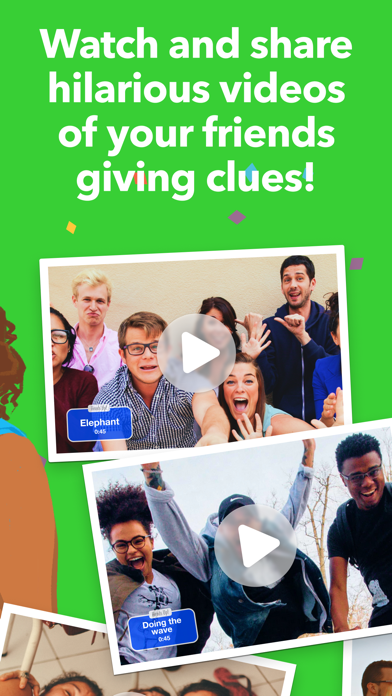 Heads Up! - Trivia on... screenshot1