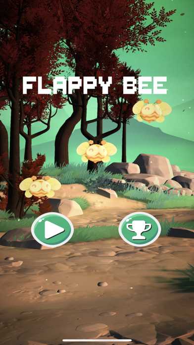 Buzzy Bee screenshot 1