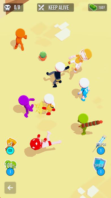 Stickman 3D - Street Gangster screenshot 4
