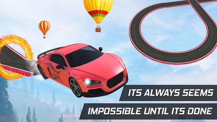 Car Stunts: Car racing games screenshot-4