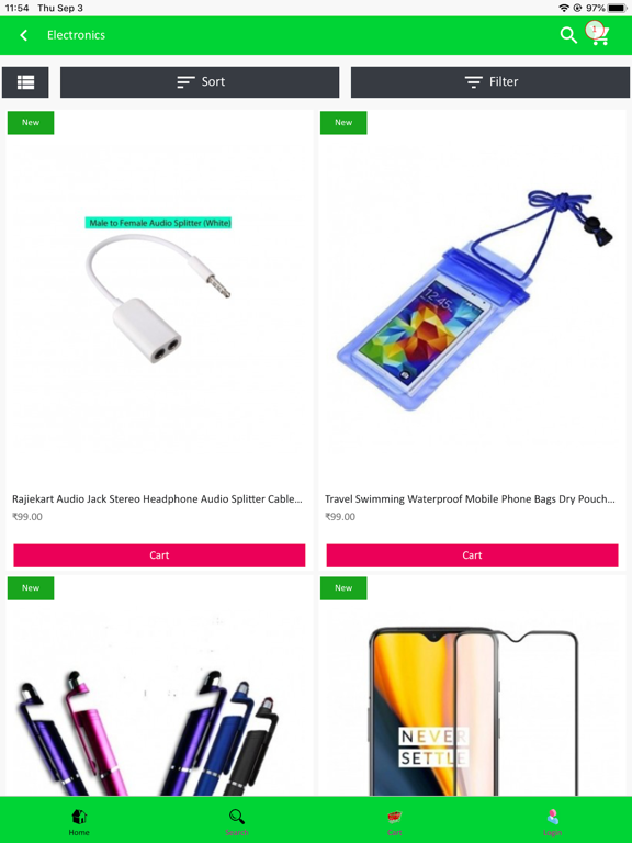 Best of Indian Products screenshot 14