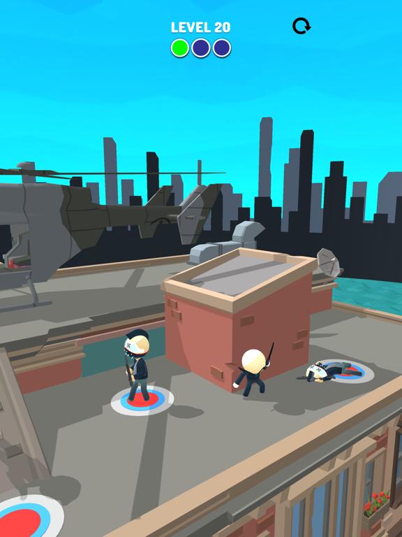 Silent Assassin 3D screenshot #6