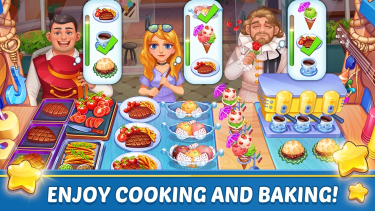 Cooking Voyage