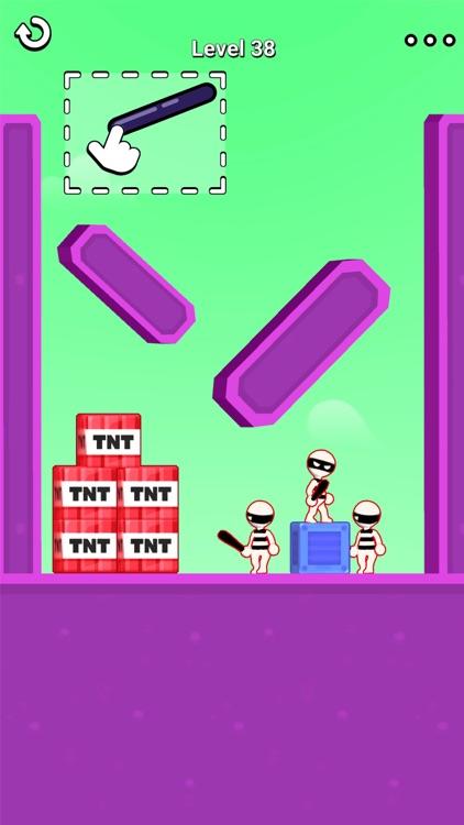 Draw Hero 3D: Puzzle Game screenshot-5
