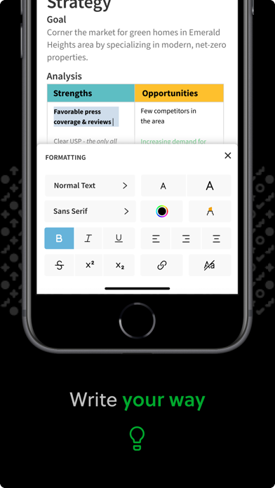 Evernote - Notes Organizer Screenshot on iOS