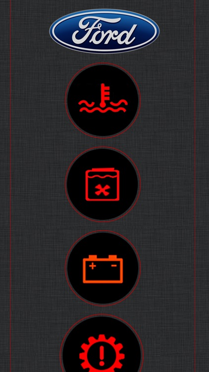 Ford Warning Lights Guide