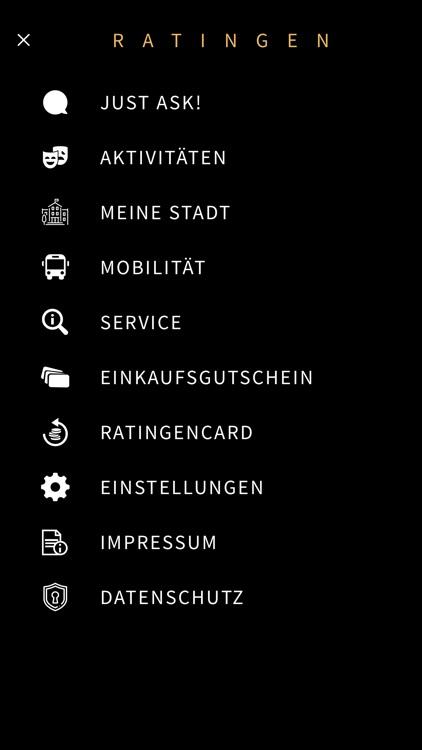 Ratingen - die offizielle App
