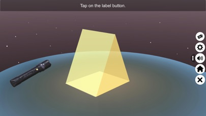 Light Refraction Through Prism screenshot 2