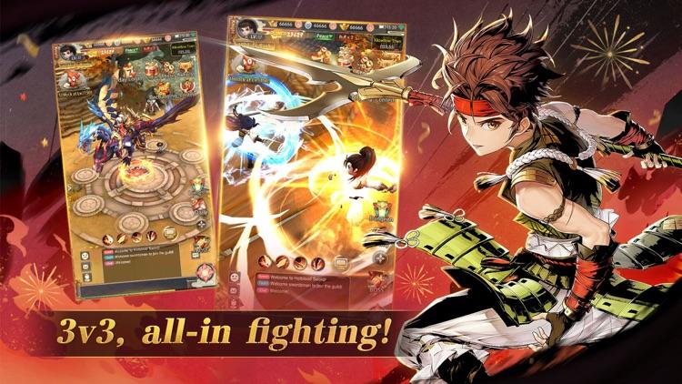 Yong Heroes screenshot-4