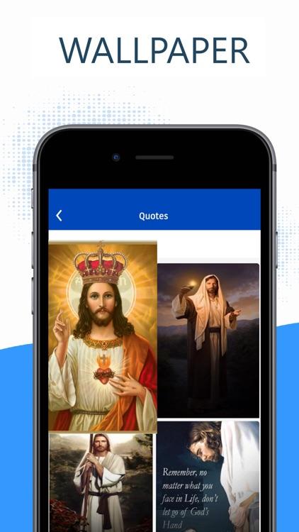La Santa Biblia Católica screenshot-4