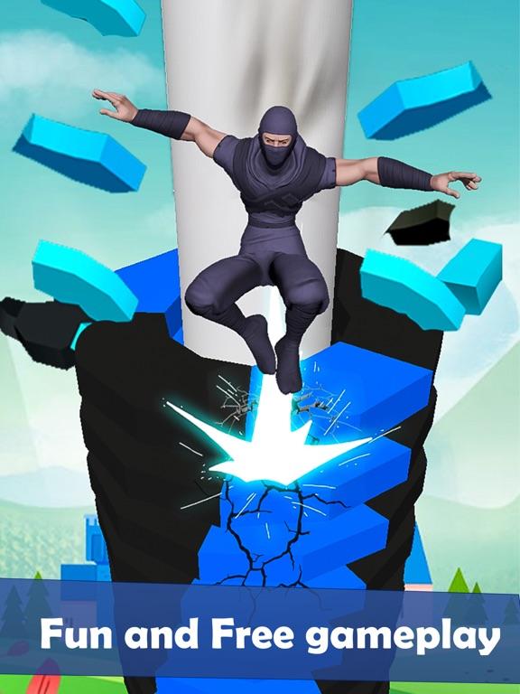 Stack Ninja Jumping Blast Fun screenshot 7