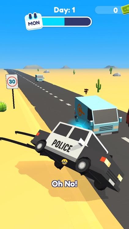 Let's Be Cops 3D screenshot-3