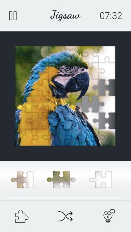 Magical Jigsaw World - Puzzle