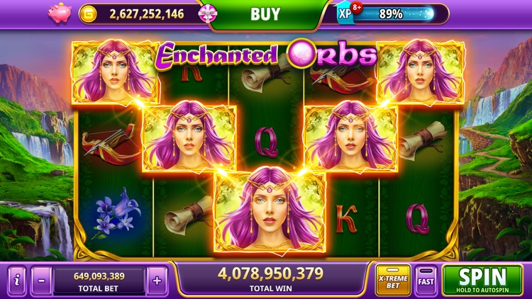 Gambino Slots Wheel of Fortune screenshot-6