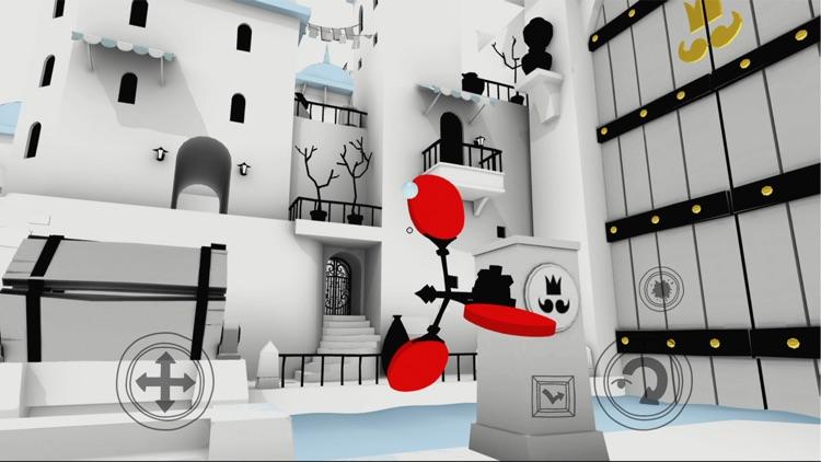 The Unfinished Swan screenshot-4