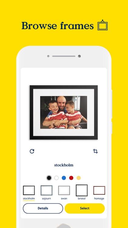 Keepsake: Frame Your Photos screenshot-3