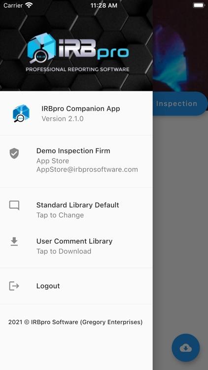 IRBpro Companion Application