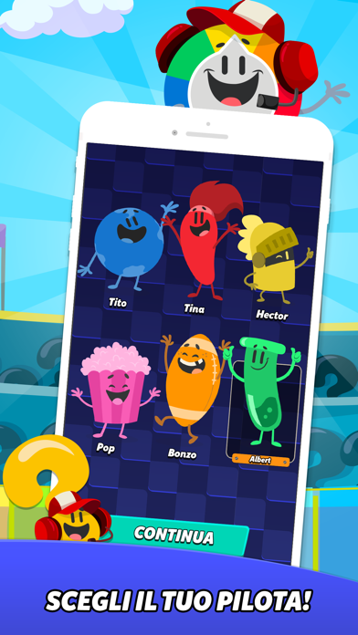 Screenshot of Trivia Cars4