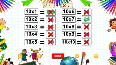 Learn Multiplication Kids Prep screenshot 3