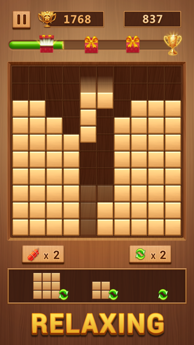Wood Puzzle Game 2