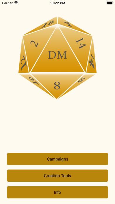 Dungeon Master Toolbox screenshot 1