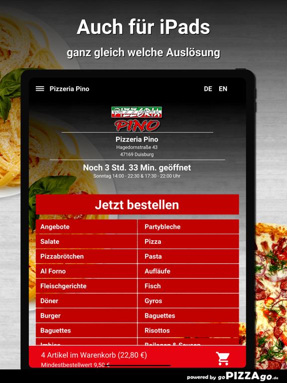 Pino Duisburg screenshot 7