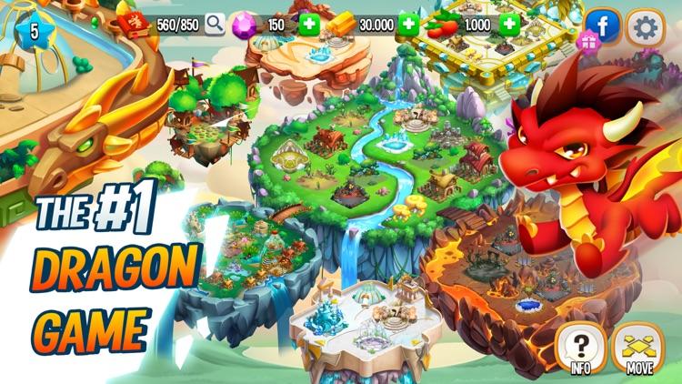 Dragon City Mobile screenshot-7
