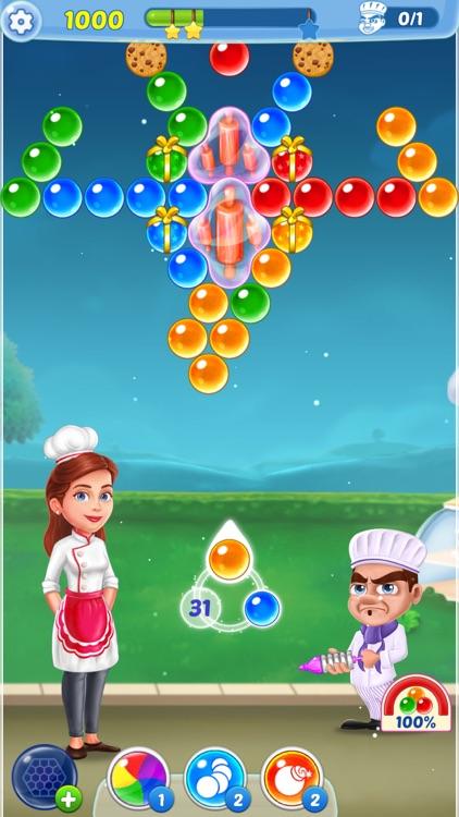 Bubble Shooter Ⓞ Pastry Pop screenshot-8