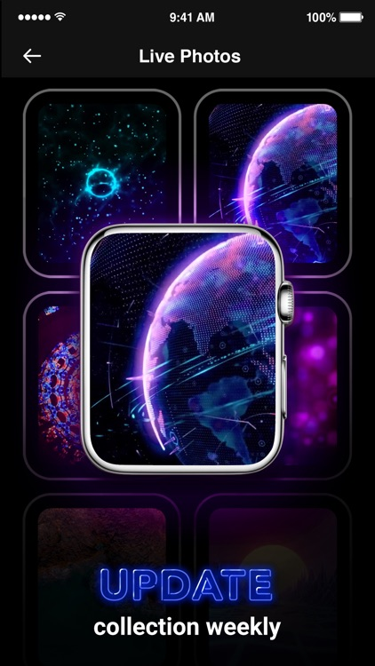 Watch Faces Live Wallpapers