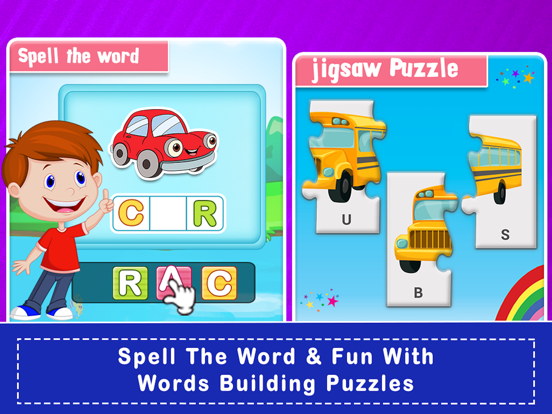 Learning Game Fun screenshot 7