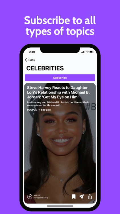 Newsbite: Personalized News screenshot-4