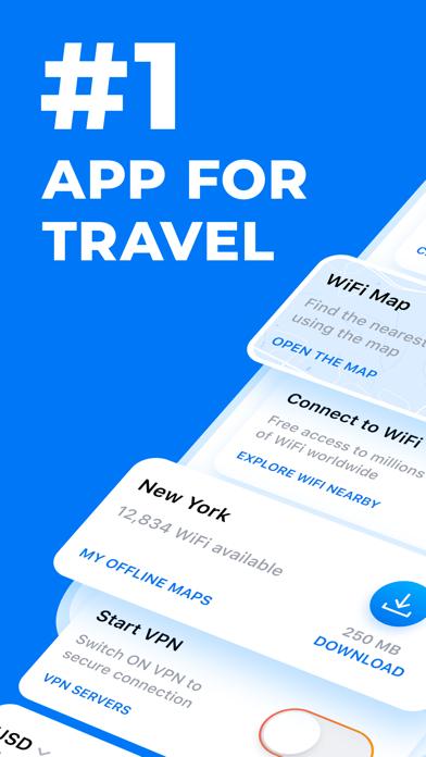 WiFi Map TripBox: Find Hotspot Screenshot