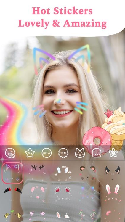 Face & Body Editor- Perfect me screenshot-9