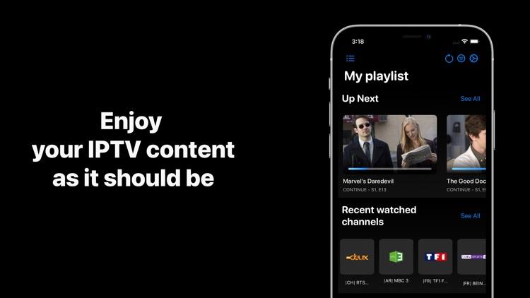 IPTV+: My Smart IPTV Player