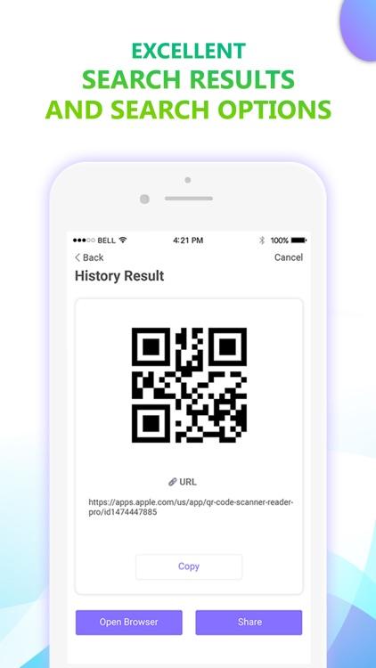 QR Code Scanner QR Reader screenshot-8