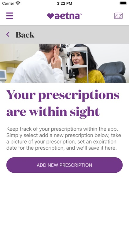 Aetna Vision℠ Preferred by EyeMed Vision Care