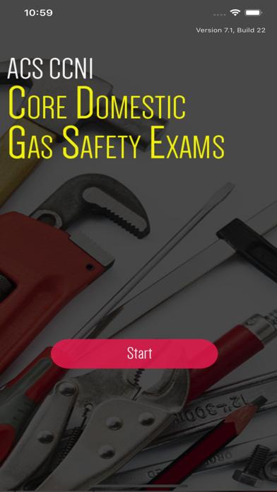 Core Domestic Gas Safety CCN1 screenshot 1
