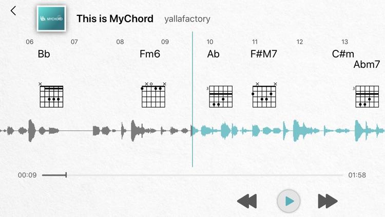 MyChord - Music Chord Finder screenshot-4