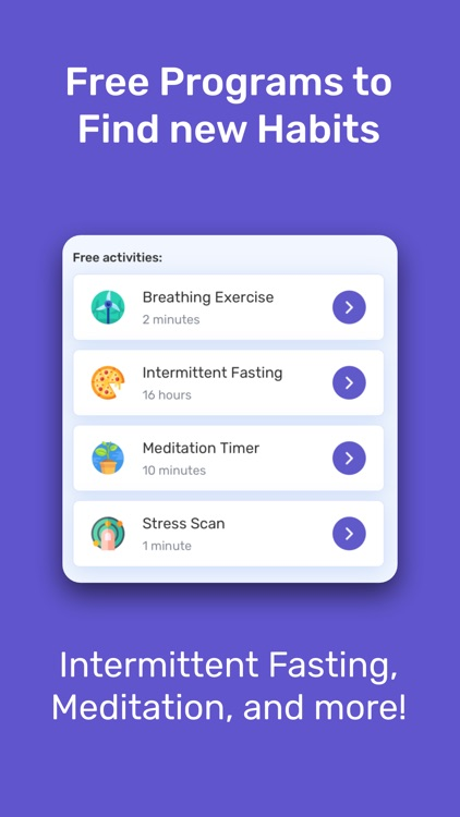 Healthzilla: Healthy Habits screenshot-4