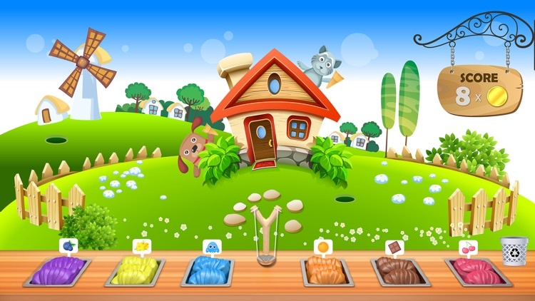 Ice Cream & Fire Truck Games 4 screenshot-9