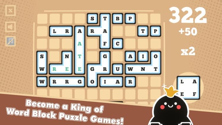 Word Block Puzzle 2021 screenshot-3